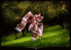 Этнический код в фотографиях Руслана Трача