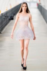 Пределы тела модный показ