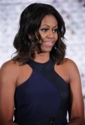 Платье Мишель Обамы от Наталии Коваль