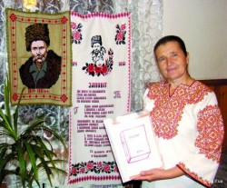 вышивка Анны Марфиевич