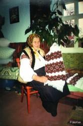 вышивка Марии Геник