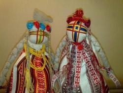 Кукла мотанка Ирмы Витовской