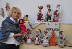 Кукольный мир Татьяны Фургало мотанка