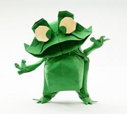 оригами Мария Подвиснева