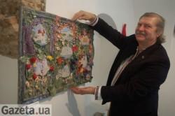 керамист Дмитрий Ткач