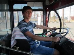 модели троллейбуса Андрея Окрутного