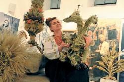 Выставка Леси Колосенко Вечный Зов