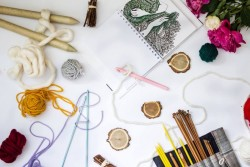 выставка вязания