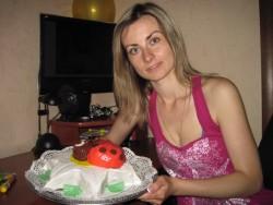 сладости от Ольги Гармидер