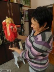 Портретные куклы Наталии Басараб