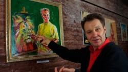 Георгий Делиев про рождение своих картин