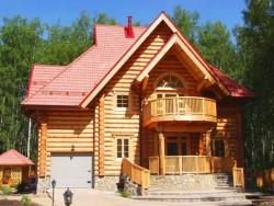 Домостроительство из дерева