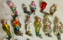 Выставка новогодней игрушки