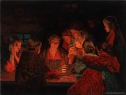 Гадания на Святого Андрея