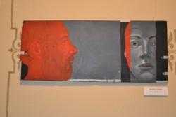 Выставка молодых художников в галерее «Зеленый диван»