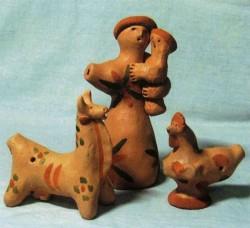 Украинская народная игрушка