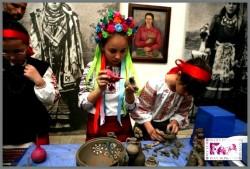 Праздник в музее Ивана Гончара