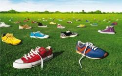 Кеды как культура – история двух ботинок