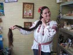 коса Жанны Миляшкевич