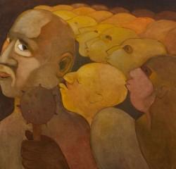 Выставка художника Анатолия Мельника «Мамайчуки»
