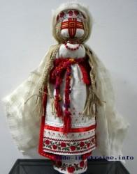 Куклы мотанки в украшениях