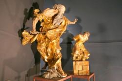 работы украинского скульптора Иоанна-Георга Пинзеля.