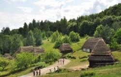 Музей народной архитектуры Пирогово