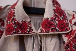 Вышивка Полесья