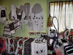 украинское полотенце