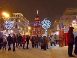 Рождественские мероприятия в Киеве