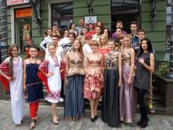 Модное шоу АТРІУМ FASHION DAYS