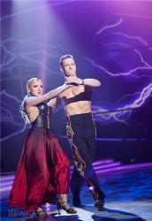 Александр Геращенко и Марта Жир