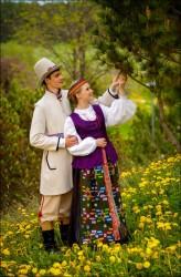 литовський костюм