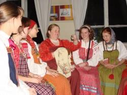 Берегини народных традиций