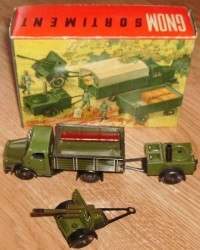 совецкая военная игрушка
