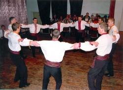 гуцульский танец Аркан