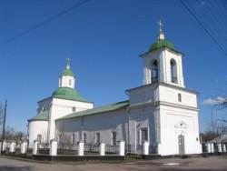 храм Тернополя — Церковь Воздвижения Креста