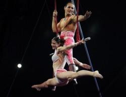цирк Кобзов фестиваль Золотой трюк