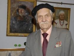 художник Борис Егоров