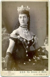 принцесса Гизелла и ее ложечки