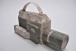 Бумажные шедевры Дженнифер Колье
