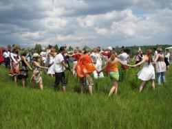 Фестиваль Трипольское коло
