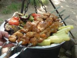 Дни славянской кухни в Парке Киевская Русь