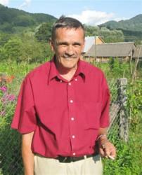 Сельский учитель Петр Мидянка