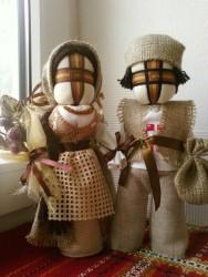 кукла-моталка