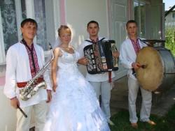 свадебные музыканты