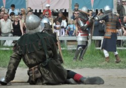 Эпоха средневековья в Парке Киевская Русь