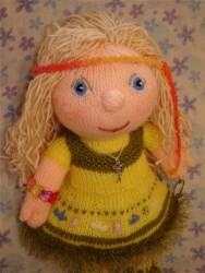 плетеная игрушка
