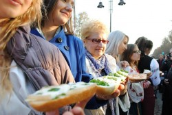 фестиваль сала в Луцке