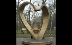 </p> <p>Памятник Сердцу Василия </p> <p>Рыжука